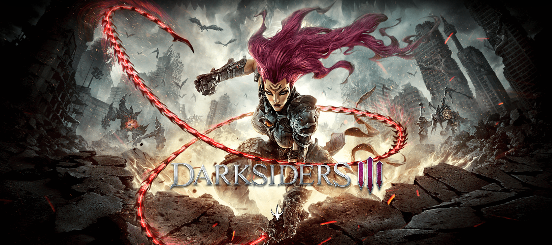 Darksiders 3 info, release date, and female horseman Fury!